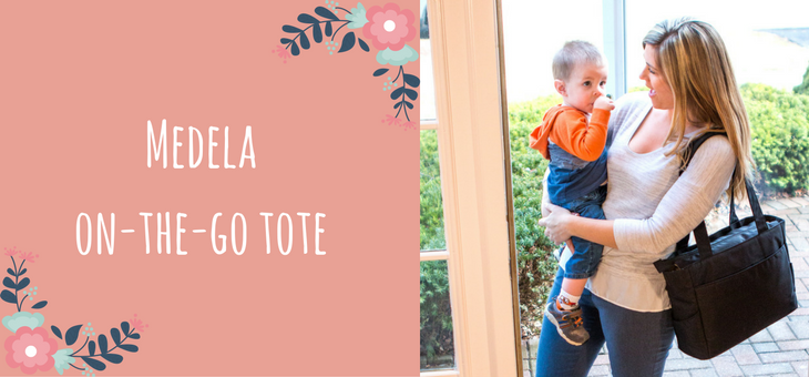 The Medela On-the-Go Tote: A Must-Have for Busy Moms