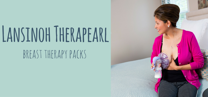 The How-To Guide on Lansinoh TheraPearl 3-in-1 Breast Therapy Packs