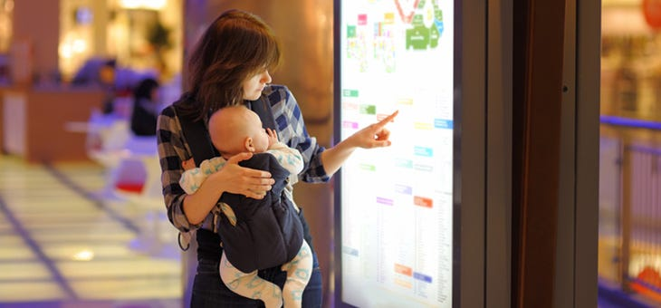 Mamava Nursing Pods: Holiday Travel While Breastfeeding Made Easy