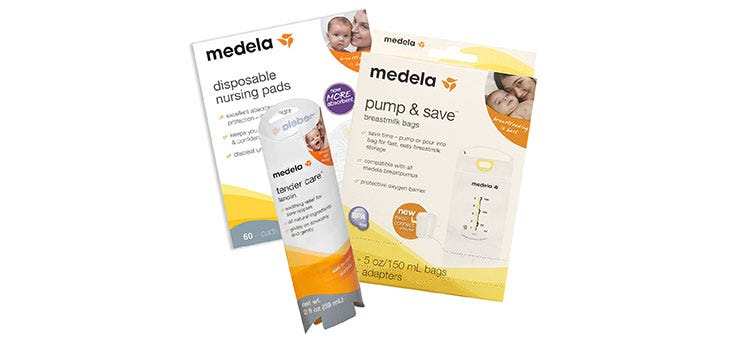 Medela Back to Work Kit