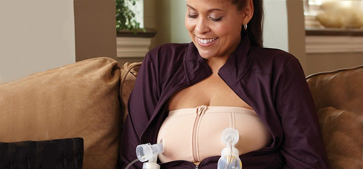 4 Accessories That Make Breast Pumping Easy