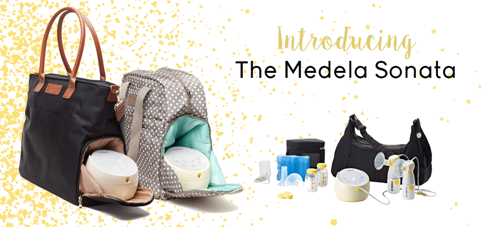 Introducing the Medela Sonata