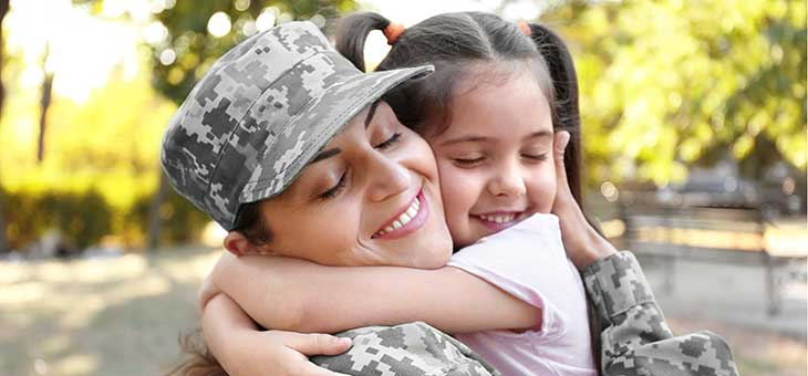 "Celebrating ""Month of the Military Child"" this April"