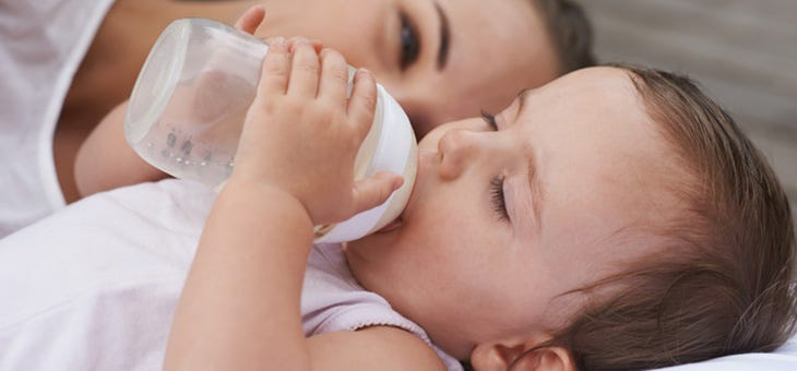Support Breastfeeding: Donate to a Milk Bank