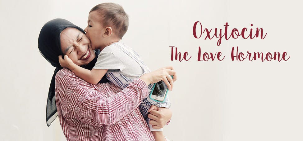 Oxytocin and Breastfeeding