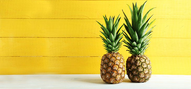 Pineapple Juice Benefits for Breastfeeding Mothers