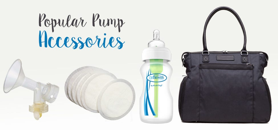 Popular Breastpump Accessories