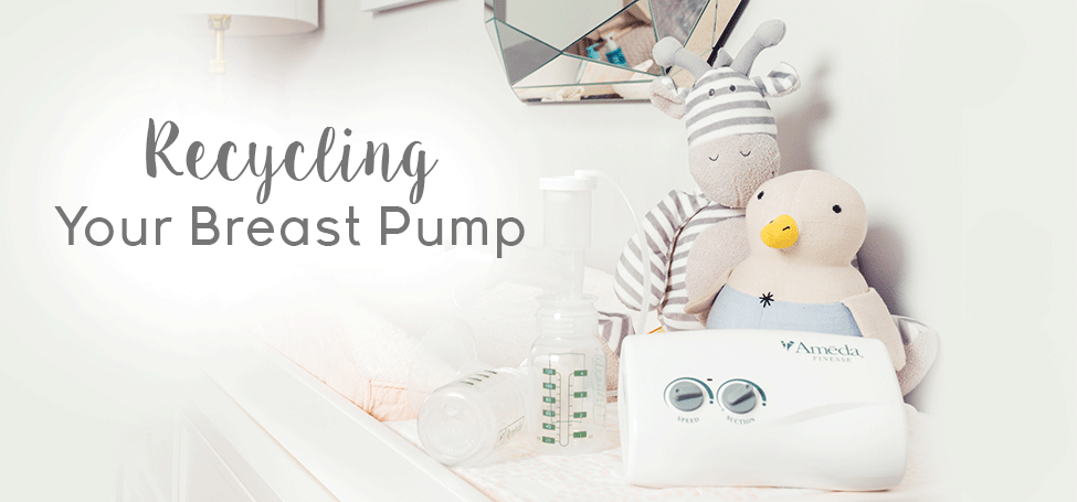 Recycling Your Breast Pump