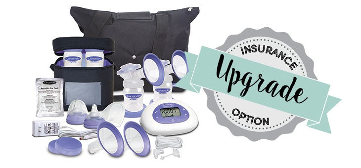 Now Available: The Lansinoh Smartpump with Tote!