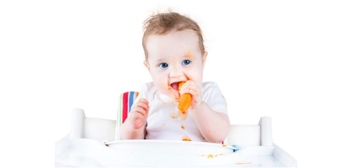 When Should I Introduce Solid Foods to Baby?