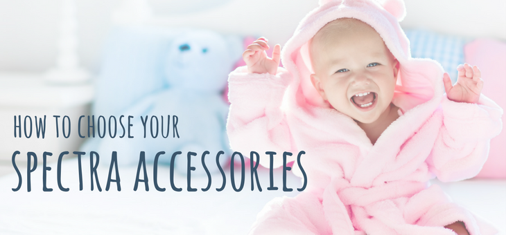 Spectra Breast Pump Accessories and Resupply