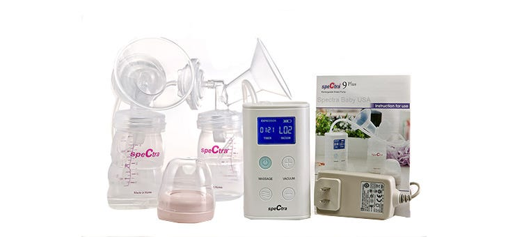 All About the Spectra 9PLUS Breast Pump