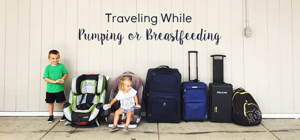 Travel Tips for Your First Trip with Baby