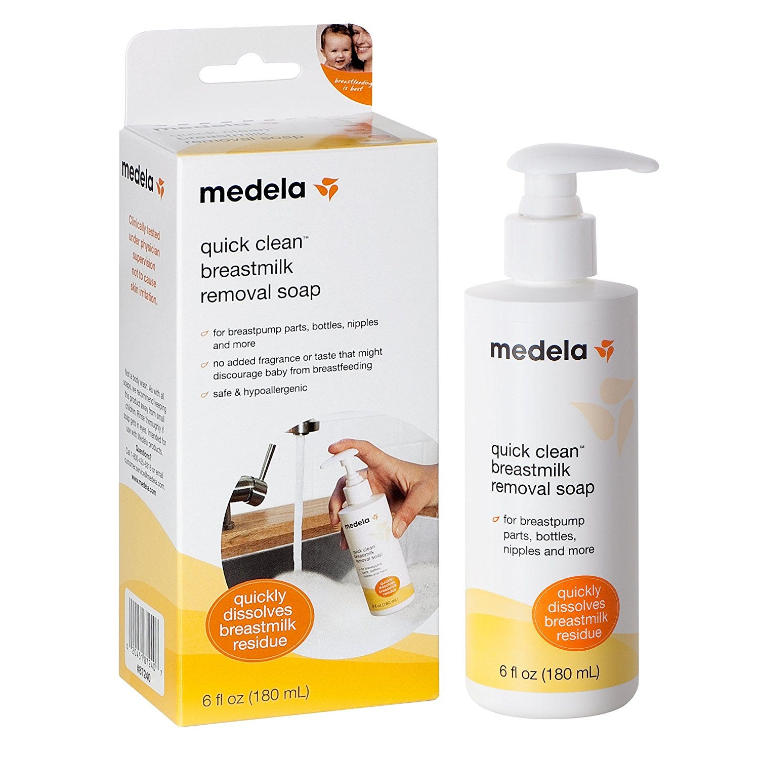 Medela Quick Clean Soap