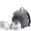 Spectra S2PLUS Breast Pump with Bananafish Crosshatch Breast Pump Backpack