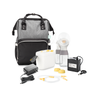 Medela Pump in Style® with MaxFlow™ Breast Pump with AFBP Sydney Breast Pump Backpack