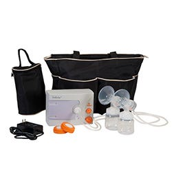 Hygeia Enriche with Deluxe Tote Hospital Grade Breast Pump