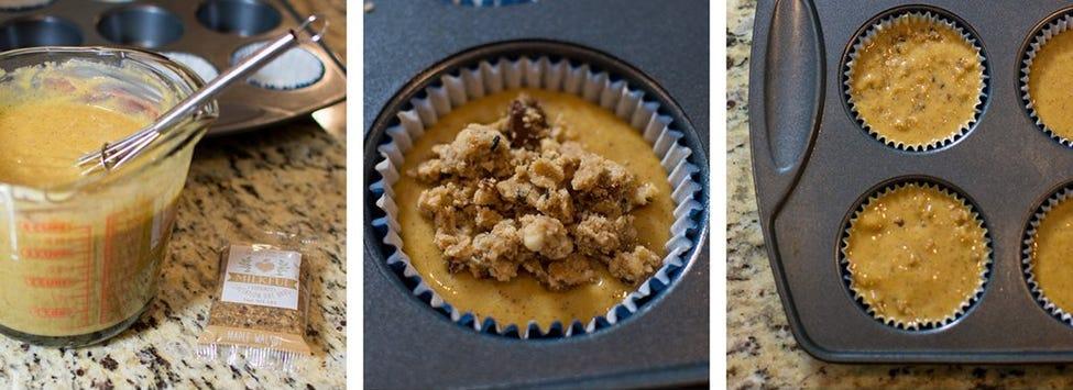 Milkful Muffins